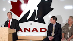 Un nouvel entraîneur-chef pour l'équipe de hockey canadienne