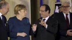 Merkel inaugure son troisième mandat à