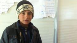 L'hiver n'épargne pas les enfants syriens réfugiés en Jordanie - Mélanie