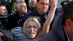 Femen per l'aborto a piazza San
