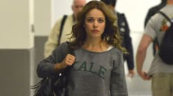 Rachel McAdams' Kale Shirt Is The