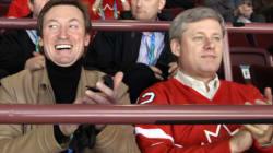 Harper To Skip Russia
