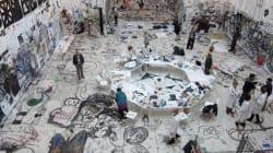 À New York, un musée où vous pouvez peindre sur les