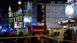 Le plafond d'un théâtre londonien s'effondre et fait 76
