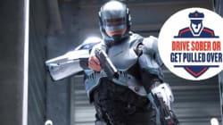 RoboCop, la solution contre l'alcool au
