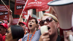 Canadians ♥ Unions: