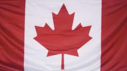 L'un des créateurs du drapeau canadien est
