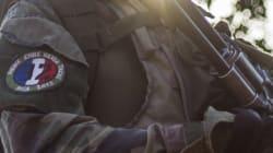 Ce que l'on sait du soldat à l'insigne