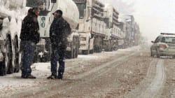In arrivo tempesta di Natale: rischio nubifragi, neve sulle Alpi