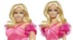 Cette grosse Barbie vous dérange-t-elle
