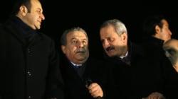 Démissions en chaîne de ministres turcs après un scandale de