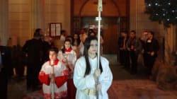 Attentat meurtrier pendant une messe de Noël en