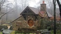 La vera casa degli Hobbit