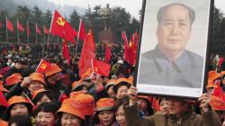 Les admirateurs de Mao célèbrent son 120e anniversaire de