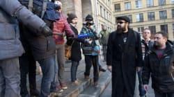 Greenpeace: Alexandre Paul à Montréal