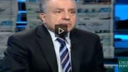 L'esplosione a Beirut in diretta tv
