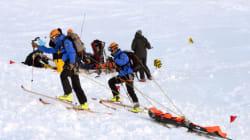 Quatre avalanches et deux morts dans les Alpes