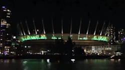 WATCH: BC Place's Sound Wave