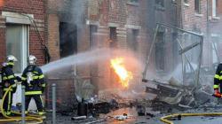 Un camion transportant du gaz explose près de Lille et fait de gros