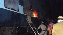 Inde : Un incendie dans un train fait au moins 26