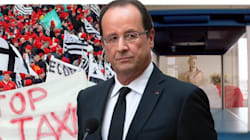 (A)VOEUX: les voeux de Hollande entre fracture sociale et facture