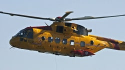 Crew Being Rescued From Container Ship Off Newfoundland