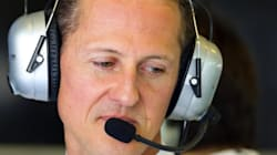 Schumacher, furto cartella