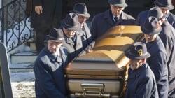 Vito Rizzuto Funeral