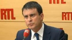 Quenelle: Valls n'exclut pas une loi contre
