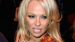 Pam Anderson Before