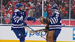 Les Maple Leafs de Toronto ont remporté la sixième Classique
