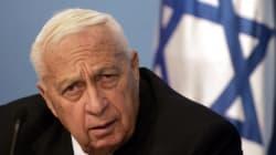Ariel Sharon dans un état