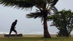 Le cyclone Bejisa fait un mort à La Réunion, l'alerte rouge est