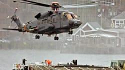 Ottawa: Les hélicoptères Cyclone seront livrés dix ans plus tard que