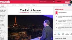Ce portrait de la France dans Newsweek va vous
