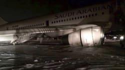 Misteriosa pioggia di brandelli umani in Arabia