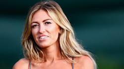 Paulina Gretzky Squeezes Into Skin-Tight Outfits In