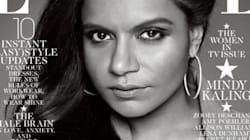 Mindy Kaling Fashion Cover: Is It