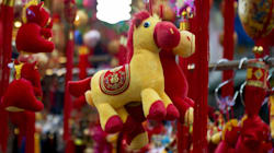 Chinese New Year 2014 Marks The Year Of The Wooden