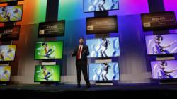 CES: Les super-télés ultra HD 4K cherchent des contenus pour séduire les