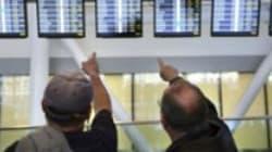Autre journée chaotique à l'aéroport Pearson de