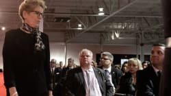 Wynne Acted Like Toronto Mayor:
