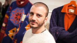 Nicolas Vaporidis e Pif modelli per S. Moritz