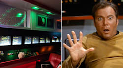 Canadian Sets New Standard For Star Trek House