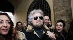 Beppe Grillo a Pitti Uomo: