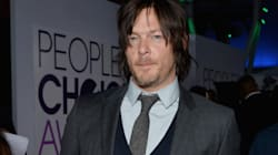 'Walking Dead' Star Cleans Up