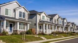 Le prix moyen des maisons a augmenté au 4e trimestre de