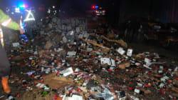 Boozy Crash Closes B.C.