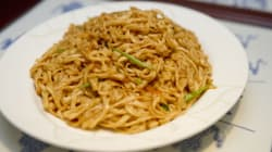 Eat Noodles For Long Life When Chinese New Year