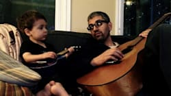 A Two-Year-Old's Surprisingly Satisfying Song